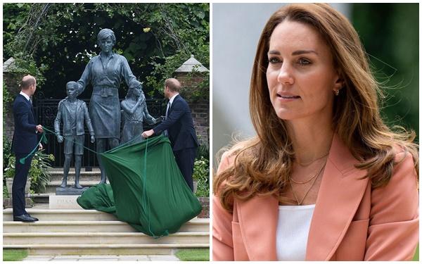 Hoàng gia Anh tiết lộ lý do vì sao Công nương Kate vắng mặt trong lễ tưởng niệm mẹ chồng-2