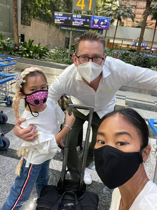 Đoan Trang hội ngộ gia đình Hoàng Oanh, lần đầu hé lộ nhiều ngóc ngách trong căn penthouse xịn xò tại Singapore-8