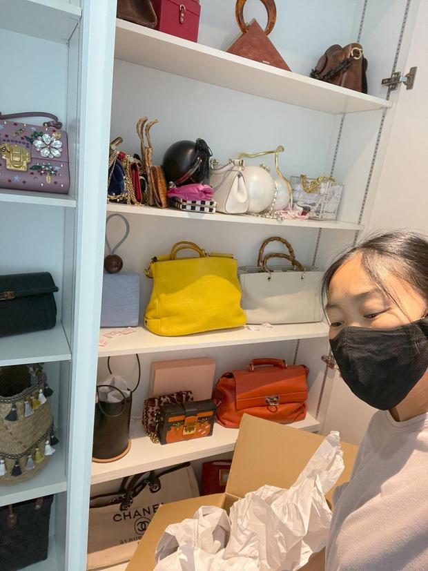 Đoan Trang hội ngộ gia đình Hoàng Oanh, lần đầu hé lộ nhiều ngóc ngách trong căn penthouse xịn xò tại Singapore-6