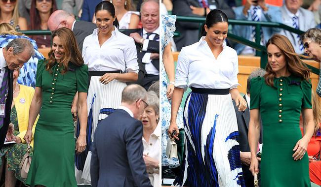 Vắng mặt trong lễ tưởng niệm mẹ chồng, Công nương Kate rạng rỡ tái xuất, chiếm spotlight với đẳng cấp vượt trội-6