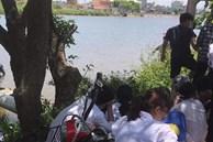 8 sĩ tử đi tắm sông, 1 nam sinh đuối nước thương tâm trước ngày thi tốt nghiệp THPT