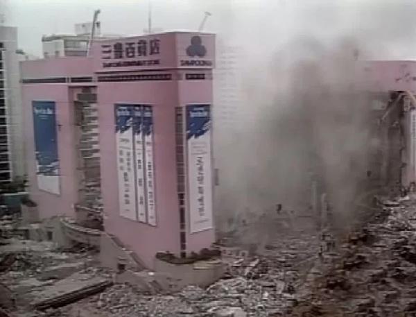Vụ sập trung tâm thương mại rúng động Hàn Quốc 26 năm trước khiến hơn 500 người chết, ám ảnh nhất là nụ cười của bà dì ác ma-4