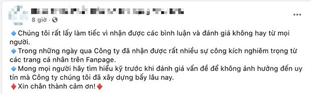 Đơn vị thi công biệt thự của Thuỷ Tiên lên tiếng sau tuyên bố lên phường, vẫn bị netizen tấn công mặc lời giải thích-1