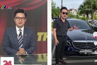 """BTV Sơn Lâm của VTV24 hóa thành giới """"siêu giàu"""" thích chơi TikTok để 'cà khịa' cực gắt các thánh lừa đảo thời đại mới"""