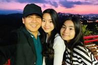 Nổi tiếng thân thiết với 2 cô con gái rượu nhưng Quyền Linh luôn giữ kẽ điều này: Nghe xong càng phục cách dạy dỗ tinh tế