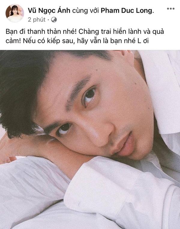 Cao Thái Hà, Lê Giang và dàn sao Việt bàng hoàng, xót xa khi nghe tin diễn viên Đức Long đột ngột qua đời-5