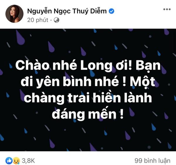 Cao Thái Hà, Lê Giang và dàn sao Việt bàng hoàng, xót xa khi nghe tin diễn viên Đức Long đột ngột qua đời-7