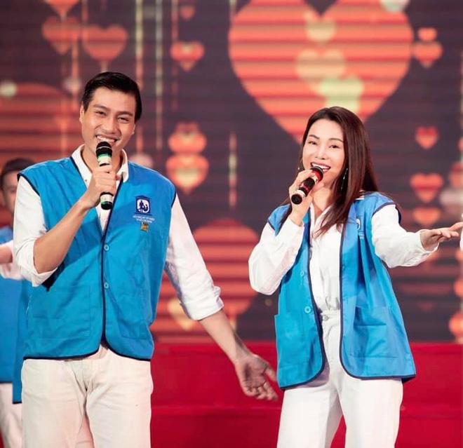 Trà Ngọc Hằng và Cao Thái Hà lên tiếng về 2 tin đồn sai lệch liên quan đến cố diễn viên Đức Long-6