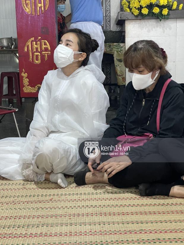 Trà Ngọc Hằng và Cao Thái Hà lên tiếng về 2 tin đồn sai lệch liên quan đến cố diễn viên Đức Long-4