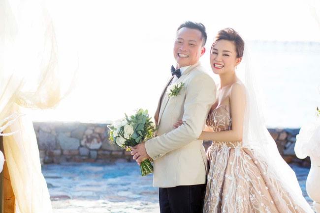 Ông xã kín tiếng của Vy Oanh: Đại gia bất động sản trong và ngoài nước, phản ứng thế này khi vợ vướng thị phi-1