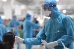 Thêm 1 bảo vệ khu công nghiệp dương tính SARS-CoV-2, Hà Nội có 17 ca trong 3 ngày-1
