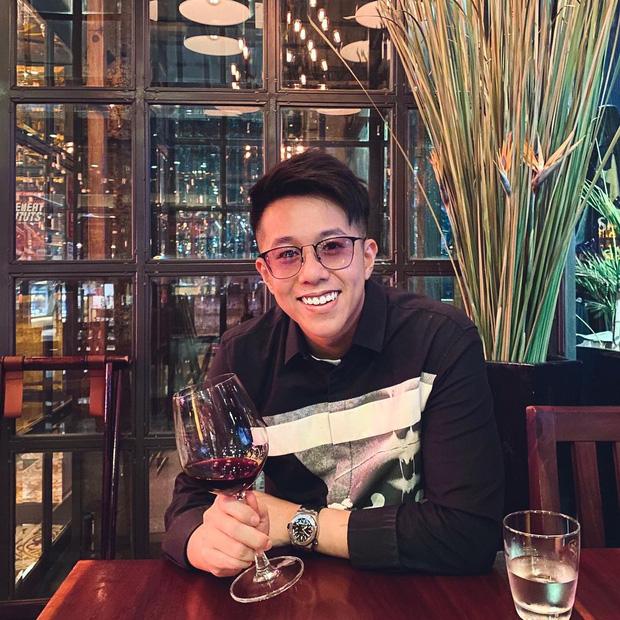 Đúng sinh nhật, Matt Liu tươi cười hạnh phúc tung ảnh cụng ly tình tứ bên ai kia, netizen lập tức gọi tên Hương Giang!-3