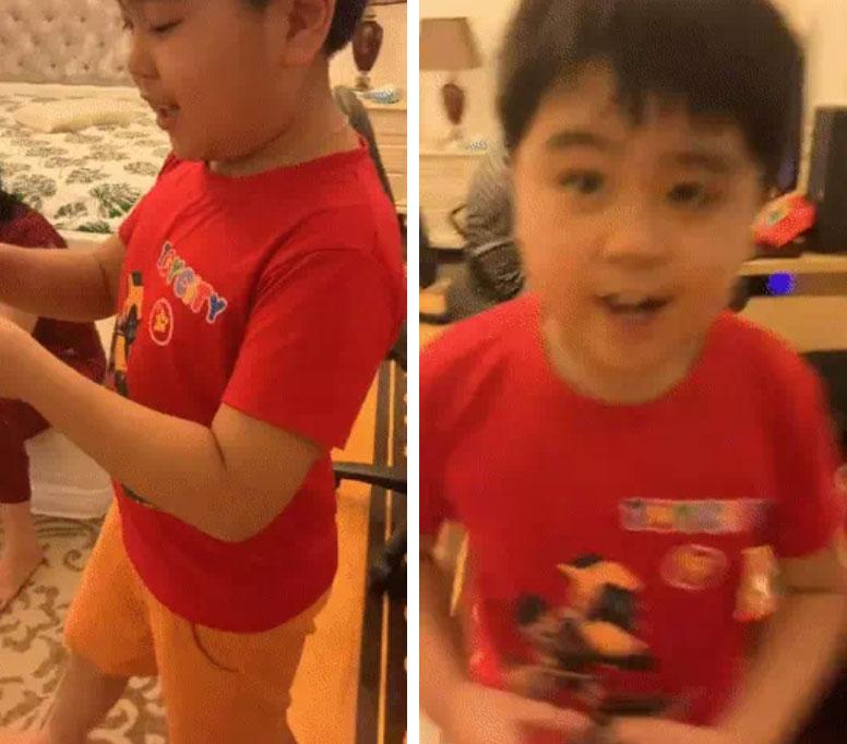 Tỷ phú nhỏ tuổi nhất Việt Nam đăng video để lộ phòng ngủ sang chảnh, nuôi con vật kỳ lạ và được khen bởi một hành động cực nhân đạo-1