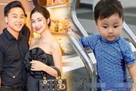 Hai vợ chồng cùng thấp, Hòa Minzy sốt sắng hỏi cách phát triển chiều cao cho con để cao vượt bố mẹ
