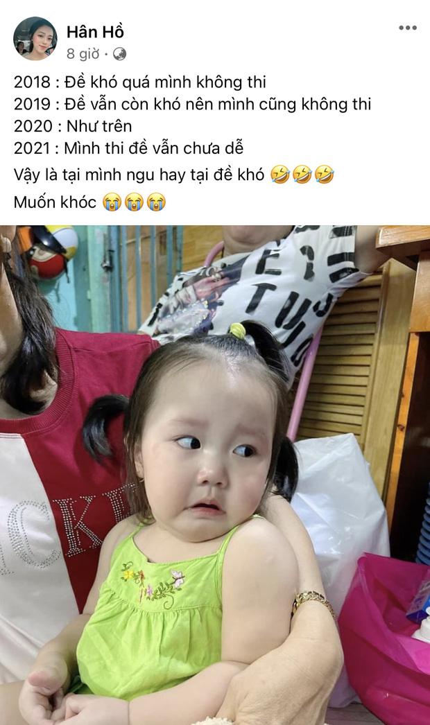 Đây là nguyên nhân vợ kém 16 tuổi của Quách Ngọc Tuyên đẻ con gái 2 tuổi rồi mới tham gia kỳ thi THPT Quốc gia 2021-1