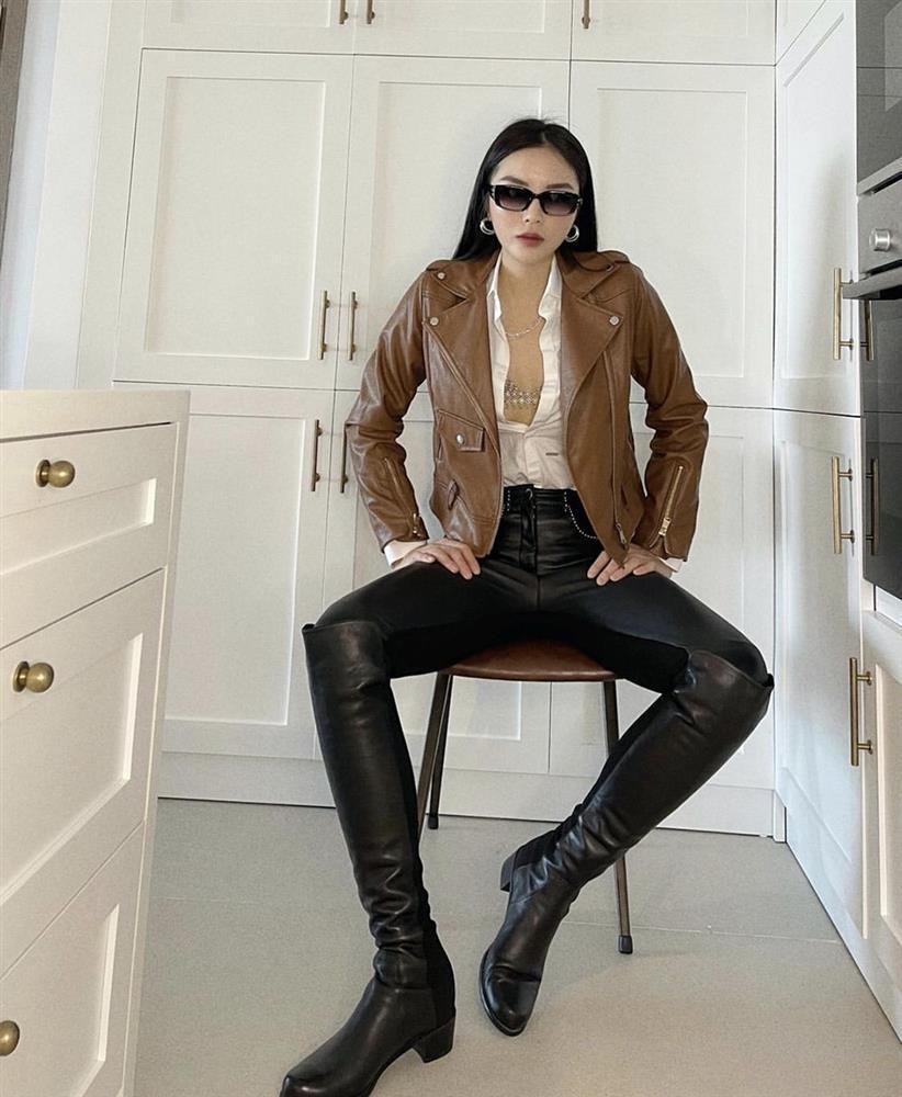 Thời trang phang thời tiết: 40 độ Kỳ Duyên, Chi Pu vẫn diện boots cao cổ-2