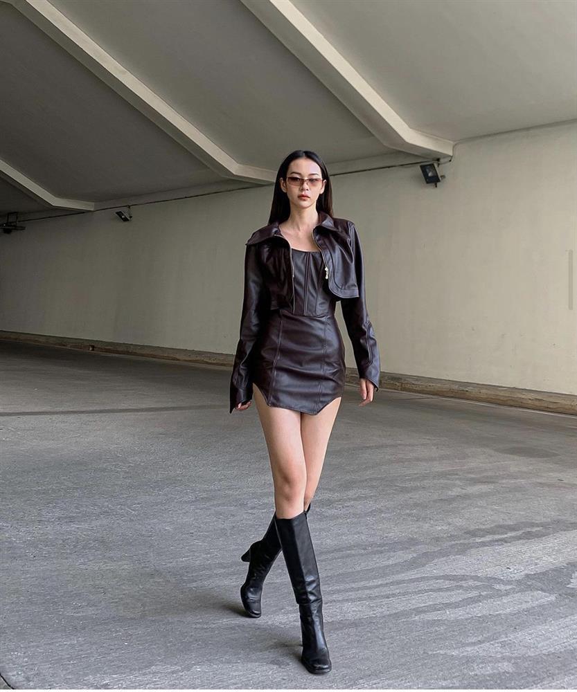 Thời trang phang thời tiết: 40 độ Kỳ Duyên, Chi Pu vẫn diện boots cao cổ-8