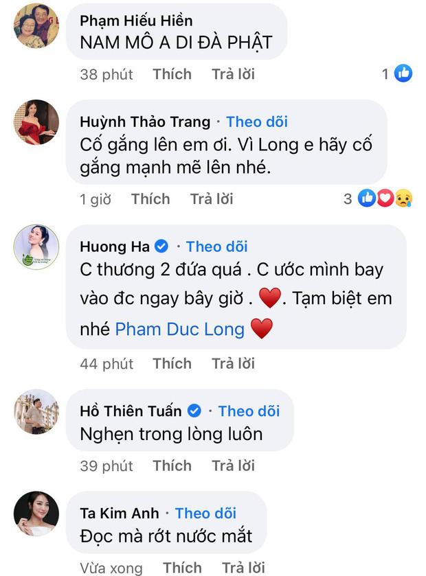 """Xót xa tâm thư Đức Long viết gửi Cao Thái Hà trước khi mất: Mày và bố mẹ hãy ra Nha Trang rải tro tao xuống biển vì nơi đó có kỷ niệm 2 đứa mình""""-3"""