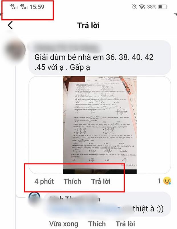 Nữ sinh tuồn đề thi Toán là học sinh giỏi 3 năm liền-1