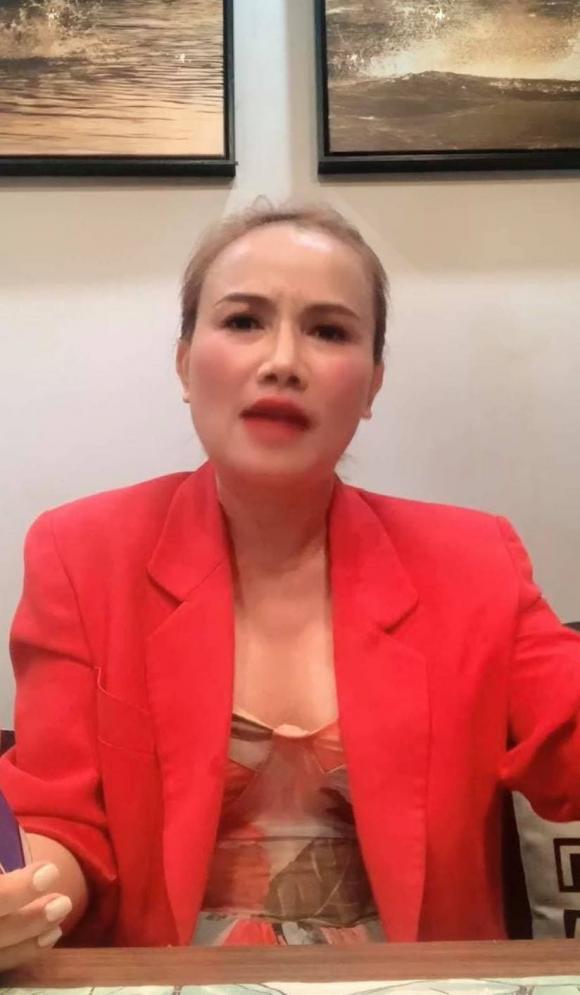 Diễn viên Hoàng Yến bức xúc khi thấy tình mới của chồng cũ lên tiếng kiện mình: Thách em kiện đó, ngu vừa thôi-3