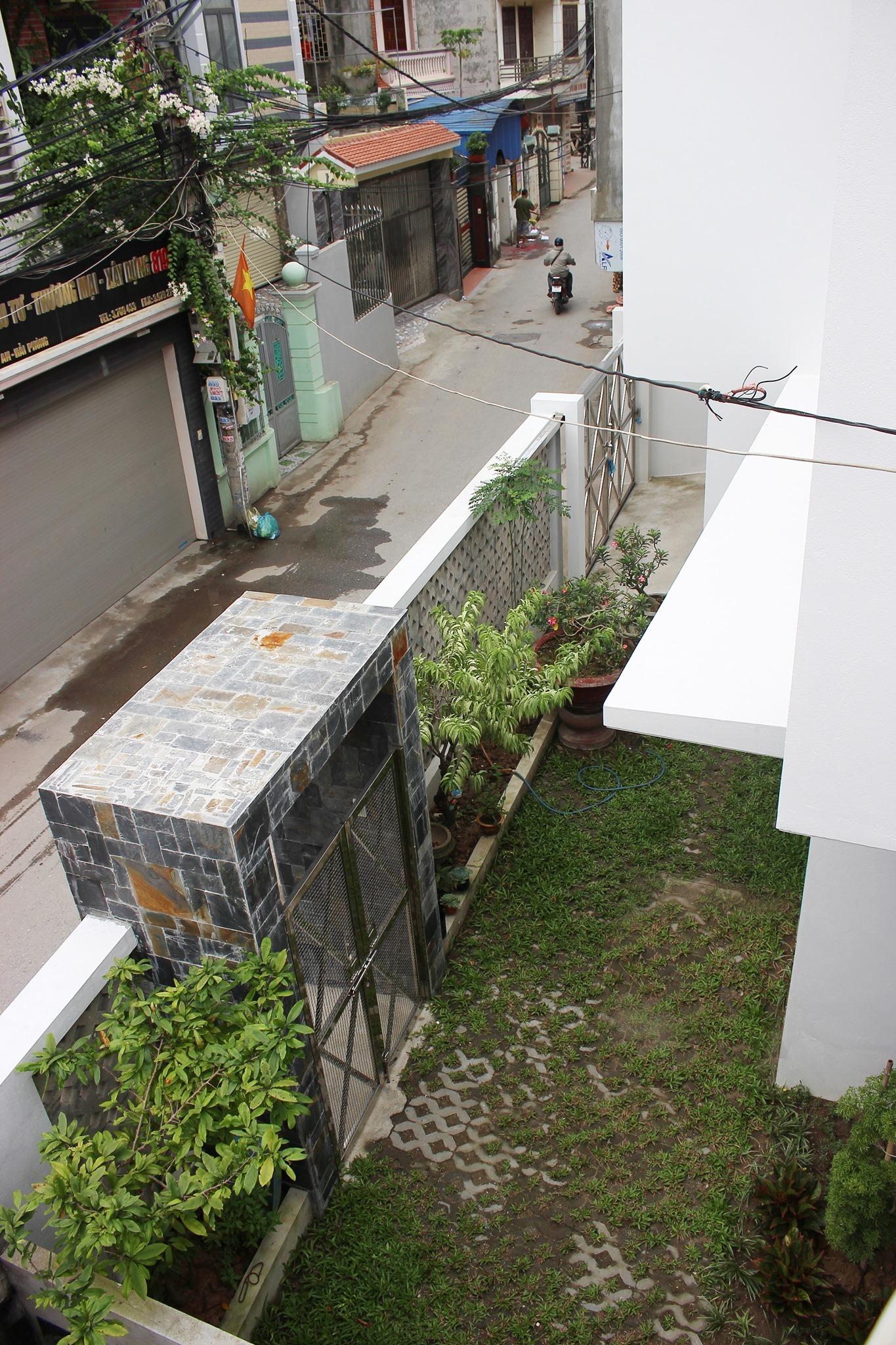 Ngẩn ngơ trước khu vườn bí mật trong ngôi nhà màu trắng ở Hải Phòng-12