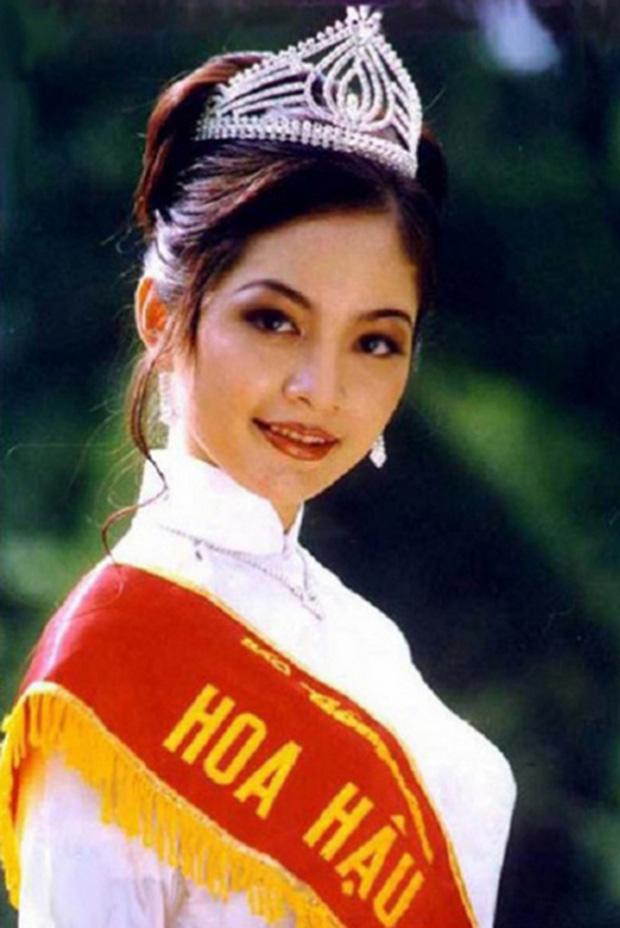 Mỹ nhân đặc biệt nhất Việt Nam, hy hữu 2 lần đăng quang Hoa hậu là ai?-3