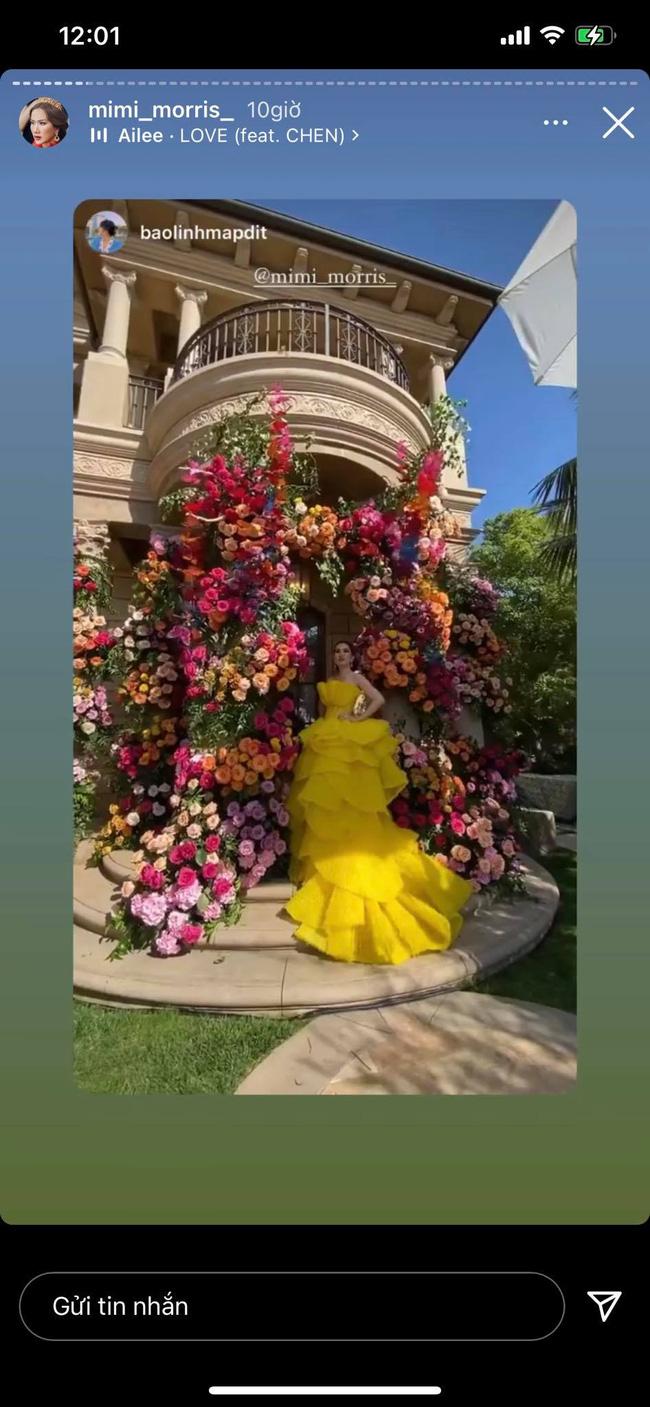 Nữ tỷ phú người Việt ở Mỹ từng được Hà Hồ, Vũ Khắc Tiệp tới thăm tổ chức sinh nhật trải toàn hoa hồng đắt đỏ không thua gì đám cưới hoàng gia-1