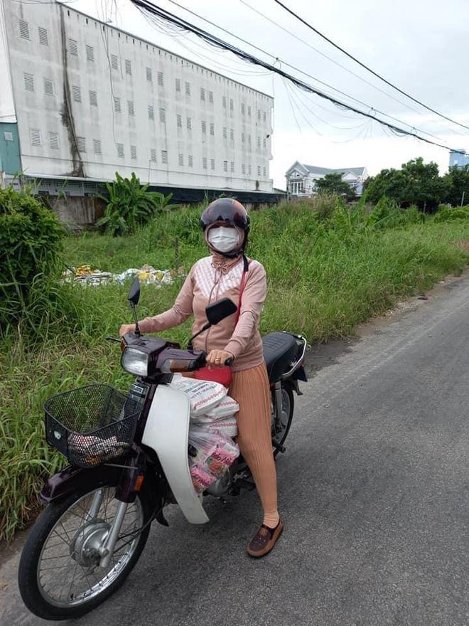 Mẹ Thuỷ Tiên đáp trả khi bị netizen chỉ trích chuyện từ thiện: Nếu cô tạo nghiệp thì không ai che đậy được, chỉ trừ cô tự sám hối ăn năn-4