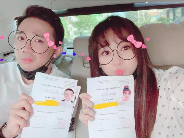 Hari Won bất ngờ có dấu hiệu lạ từ trong ảnh chụp với chồng đến clip nhún nhảy, dân tình rần rần nghi vấn mang thai-3