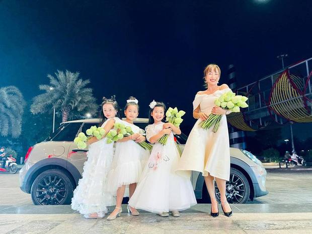 Con gái cố diễn viên Mai Phương nay lớn thấy rõ, xem cuộc đối thoại giữa Phùng Ngọc Huy và bảo mẫu là biết bé sống thế nào-4