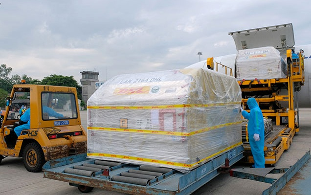 Nhật Bản viện trợ thêm 1 triệu liều vaccine Covid-19 cho Việt Nam-1