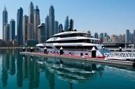 Siêu du thuyền trị giá 35 triệu USD ở Dubai