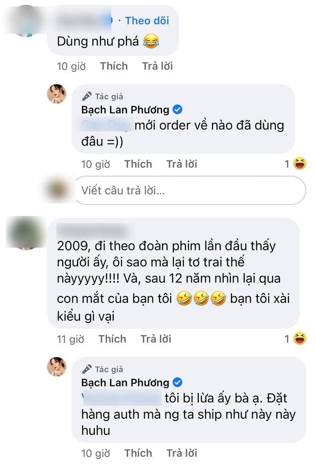 Huỳnh Anh lộ ảnh phát tướng gây choáng hậu hẹn hò, Bạch Lan Phương đáp trả gì khi bị nói dùng như phá?-5