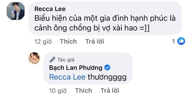 Huỳnh Anh lộ ảnh phát tướng gây choáng hậu hẹn hò, Bạch Lan Phương đáp trả gì khi bị nói dùng như phá?-6