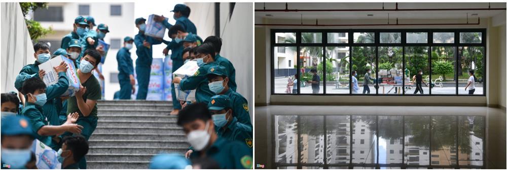 72 giờ xây dựng và vận hành bệnh viện dã chiến lớn nhất Việt Nam-1
