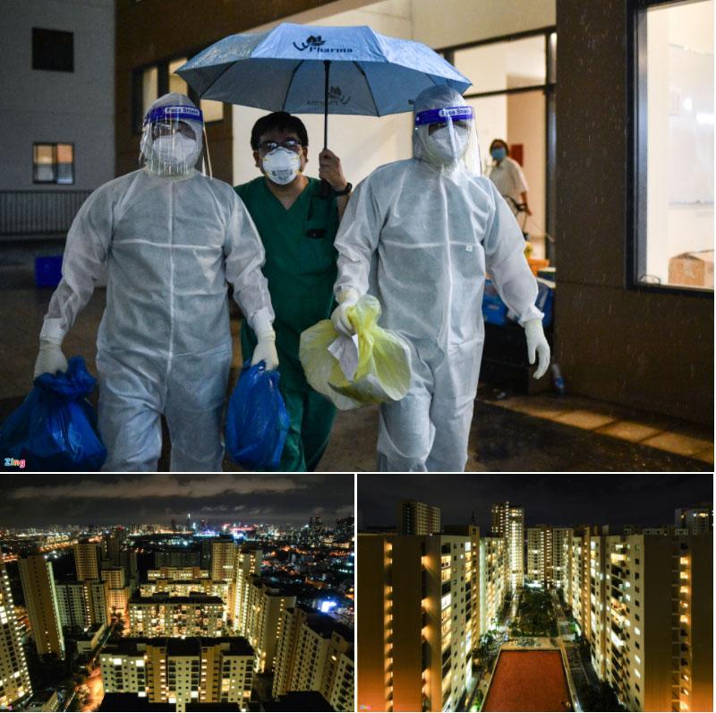 72 giờ xây dựng và vận hành bệnh viện dã chiến lớn nhất Việt Nam-12