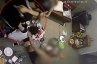 Sốc: Đạt G bị tung clip hành hung bạn gái cũ, lao vào đạp tát khi Du Uyên đang ăn cơm với gia đình