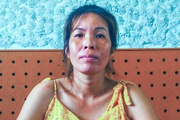 Người phụ nữ sát hại chủ nợ của chị, giấu xác khắp nơi trong nhà-1