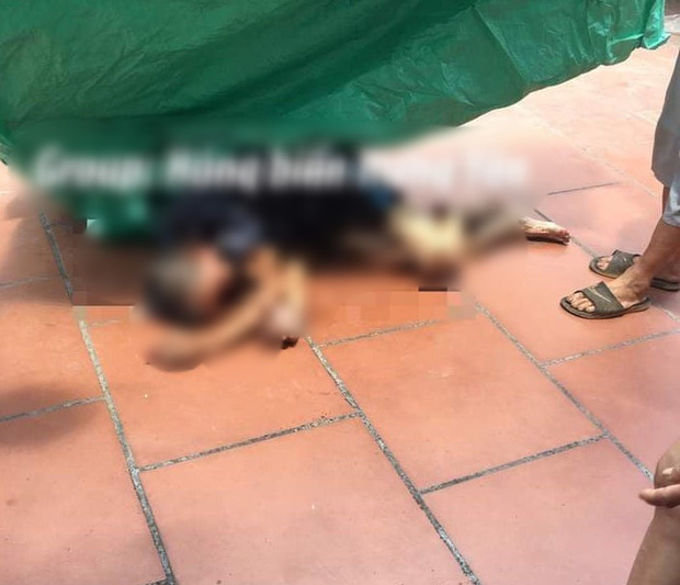 Hưng Yên: Ông ngoại chém cháu trai 6 tuổi tử vong rồi nhảy lầu tự tử-1