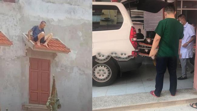 Vụ ông ngoại khóa trái cửa giết cháu ruột rồi nhảy lầu tự tử ở Hưng Yên: Bố bé là F1 đang phải đi cách ly-1