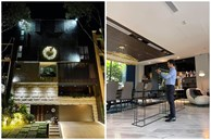 Căn biệt thự Quận 7 đẹp và sang từng góc nhà của vợ chồng Cường Đô La - Đàm Thu Trang