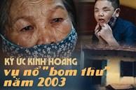 18 năm sau thảm án cuồng ghen bằng 'bom thư' ở Hà Nội, cậu bé còn sống năm nào giờ mù lòa vĩnh viễn, ám ảnh mãi chưa dứt