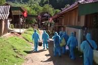 Phát hiện thêm 6 người dân tộc Khơ Mú ở bản vùng sâu nhiễm SARS-CoV-2