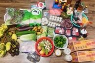 Cô gái Sài Gòn chia sẻ cách mua thực phẩm, thuốc men vừa nhanh lại an toàn trong mùa dịch