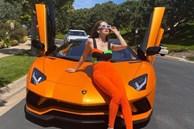 BST xe sang của nữ tỷ phú gốc Việt ở 'lâu đài' 800 tỷ: Lamborghini ra màu nào chị 'hốt' màu đó, đổi xoành xoạch như xách túi hiệu vậy thôi!