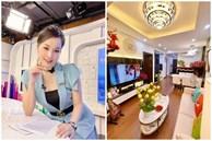 Hé lộ không gian sang trọng bên trong căn hộ của Minh Hương 'Nhật ký Vàng Anh'