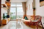 Trai phố cổ chi 150 triệu cải tạo sân thượng 26m2 thành mini penthouse, góc nào cũng sang xịn nhưng mê nhất là bồn tắm cực chill-16