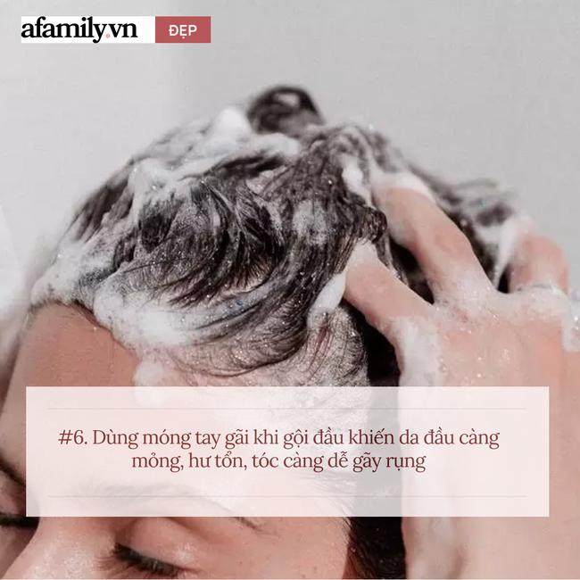11 sai lầm khi chị em chăm sóc tóc tại nhà, chuyên gia thật tâm khuyên bạn nên thay đổi ngay-6