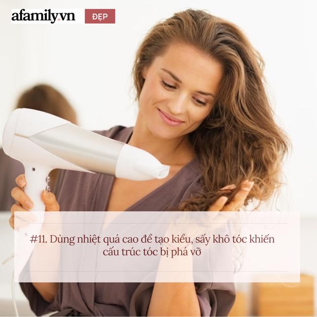 11 sai lầm khi chị em chăm sóc tóc tại nhà, chuyên gia thật tâm khuyên bạn nên thay đổi ngay-11
