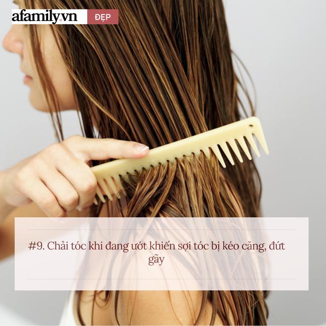 11 sai lầm khi chị em chăm sóc tóc tại nhà, chuyên gia thật tâm khuyên bạn nên thay đổi ngay-9